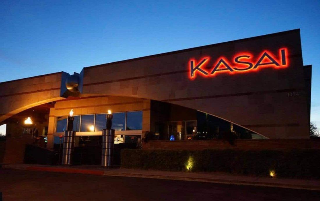 Kasai Asian Grill Scottsdale Arizona 2019